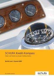 Bericht 2. Quartal (PDF, 0.2 MB) - SCHUFA-Kredit-Kompass.de