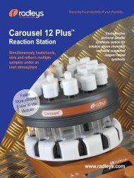Carousel 12 Plus™ - Labplan