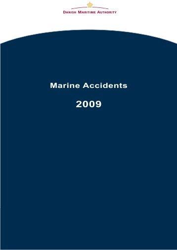 Marine Accidents - Danish Maritime Authority