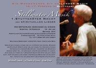 Stillwater Musik - InnerHarmony