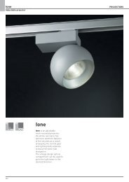 P PROJECTORS Adjustable projector Ione is an adjustable ... - Teclux