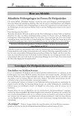 Themen dieser Ausgabe - Isolde Richter - Seite 7