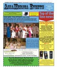 AsiaMericaEventsNewspaper/Magazine-Aug-Sept ... - Mancor Tech
