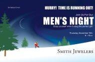 MEN'S NIGHT - RDL Marketing Group