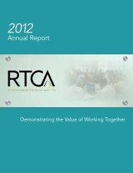 2012 Annual Report - RTCA