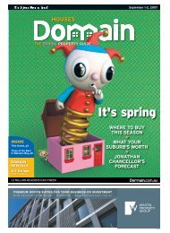 the spring property guide - Domain.com.au
