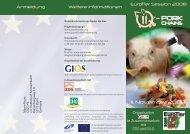 11. November 2008 - Q-porkchains-industry.org