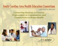 South Carolina Area Health Education Consortium   AHEC