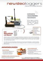 newsteologgers - imec Messtechnik GmbH