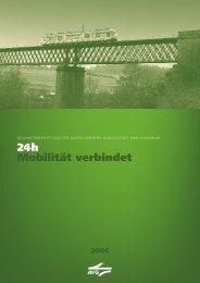 Geschäftsbericht 2006 - Albtal Verkehrs Gesellschaft mbH