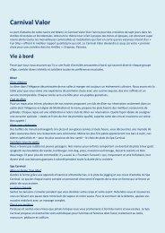Documentation en PDF - Net-Tours GmbH
