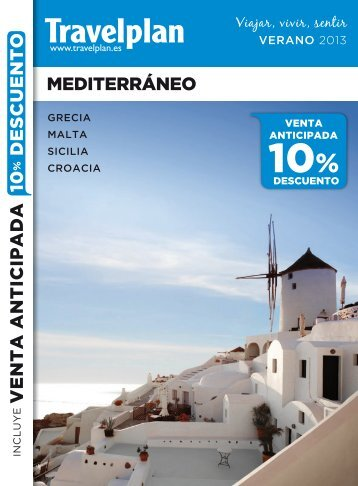 Mediterráneo - Travelplan - Mayorista de viajes