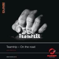 Teamtrip – On the road