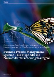 Business-Process-Management- Systeme – nur ... - solutionproviders