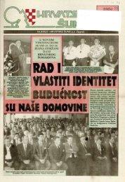 dani hrvatskog šumarstva - Hrvatske šume