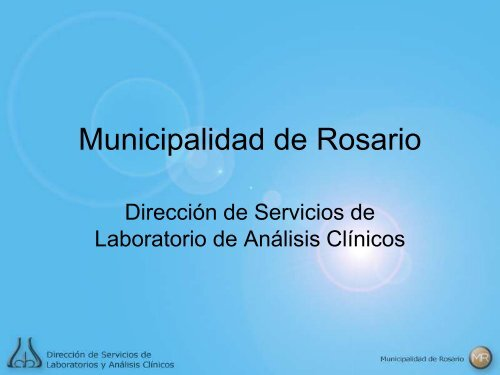 Dirección de Servicios de Laboratorio y Análisis Clínicos