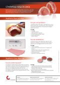 Brochure Aesthetic Denture Wax - Candulor - Page 2