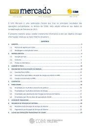 O Info Mercado é uma publicação mensal que traz os ... - UFRJ