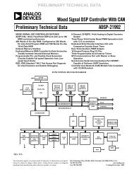 preliminary technical data - SMD Technology Kft.