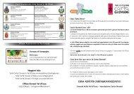 Info Carta Giovani - Comune di Campegine