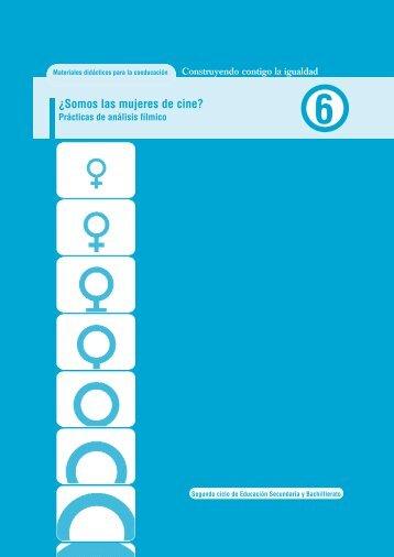 Material didáctico 6: ¿Somos las mujeres de cine - Instituto ...