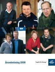 Årsredovisning 2008 - Norrlandsfonden