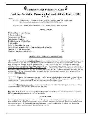 Corporate Style Guide Writing Essay - image 6
