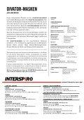divator-masken vollmasken - Interspiro - Seite 2