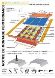 Pose des 1/2 Solarbacs - TALEV
