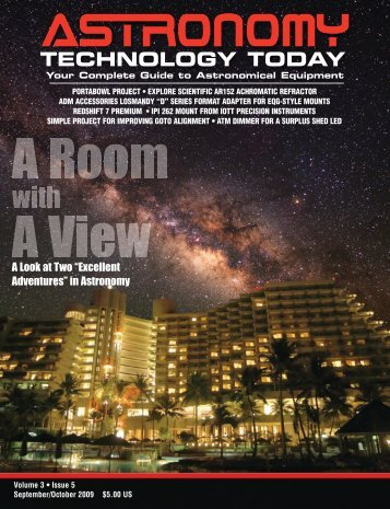 Cover Pages Issue 23.qxd:1 - Astronomy Technology Today