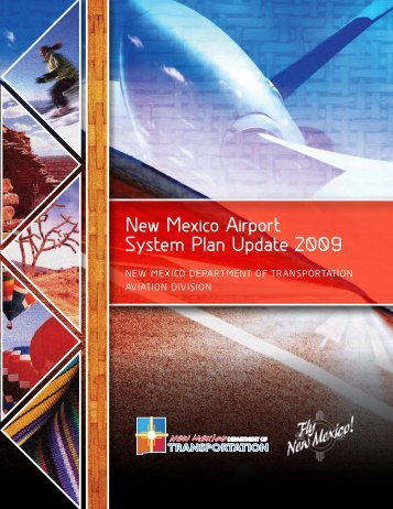 New Mexico Airport System Plan Update 2009 - Doña Ana County