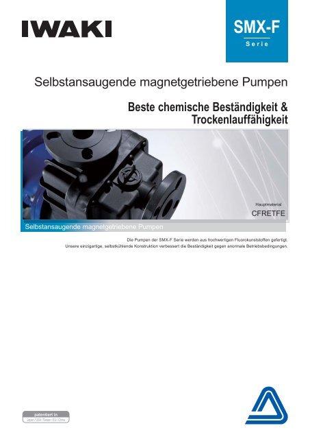 SMX-F (CAT-D 0057-01 2011-01)N07.indd - Iwaki Europe GmbH