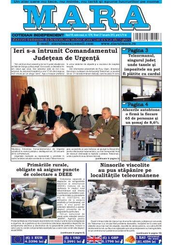 Download (PDF, 5.19MB) - Ziarul Mara
