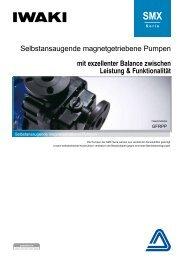 SMX - Iwaki Europe GmbH