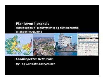 Planloven i praksis 08