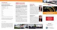 Akademie Schmierung und Ölüberwachung für ... - OilDoc GmbH