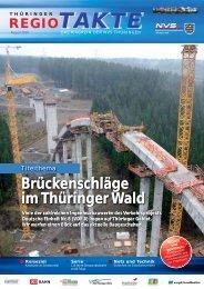 Brückenschläge im Thüringer Wald Brückenschläge im Thüringer ...