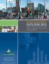 OUTLOOK 2012 - Downtown Baltimore