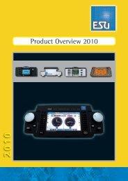 Product Overview 2010 - Lokshop