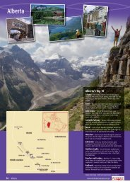 Alberta - Destination Canada