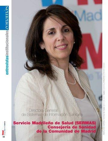 Dª. Zaida Sampedro - Revista DINTEL Alta Dirección