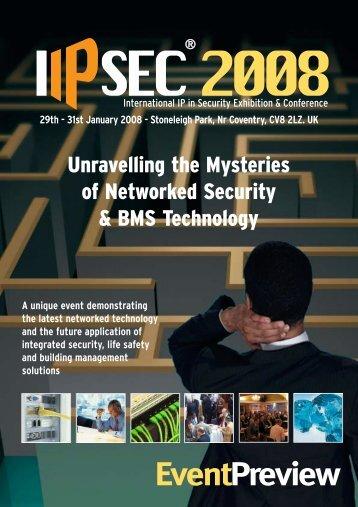 IPfocus Nov 2007 eZine - IP UserGroup