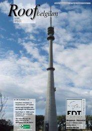 Een nieuwe kijk op platte daken. - Magazines Construction