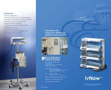 ivNow Various of Using it Brochure (pdf)