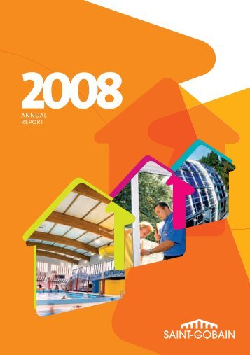sain t-gobain annu al report 2008 annual report