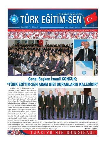 türk eğitim0sen - Türk Eğitim-Sen
