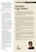 Nr 1 februar 2008 - Den norske kirke i Drammen - Page 7