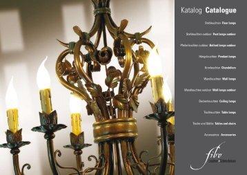 Katalog Catalogue - Bronlight