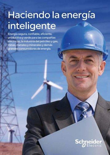 Haciendo la energía inteligente - Schneider Electric