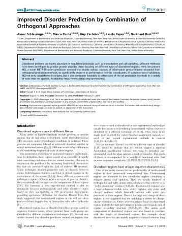 Schlessinger et al. - Department of Computer Science